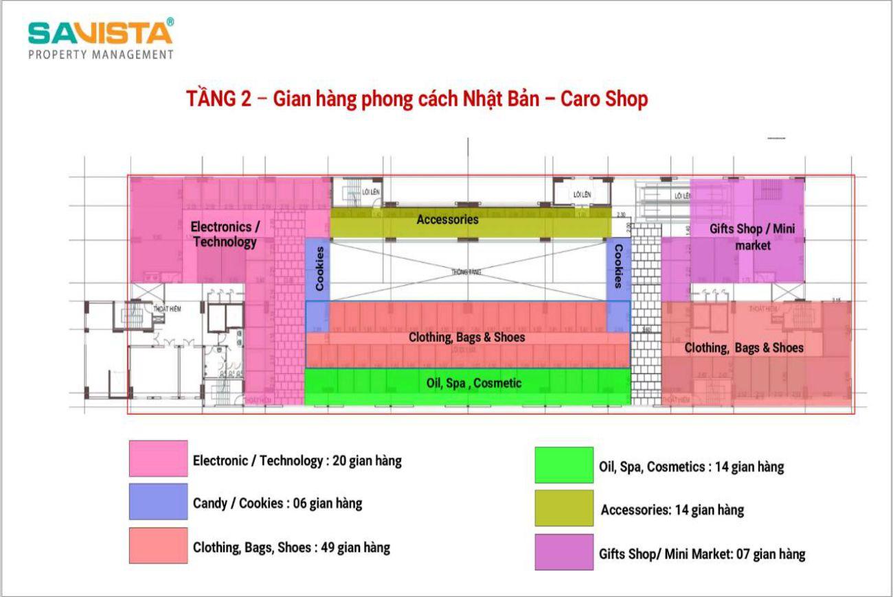 Mặt bằng phân lô của Khu đô thị Saigon Metro Mall Quận 8