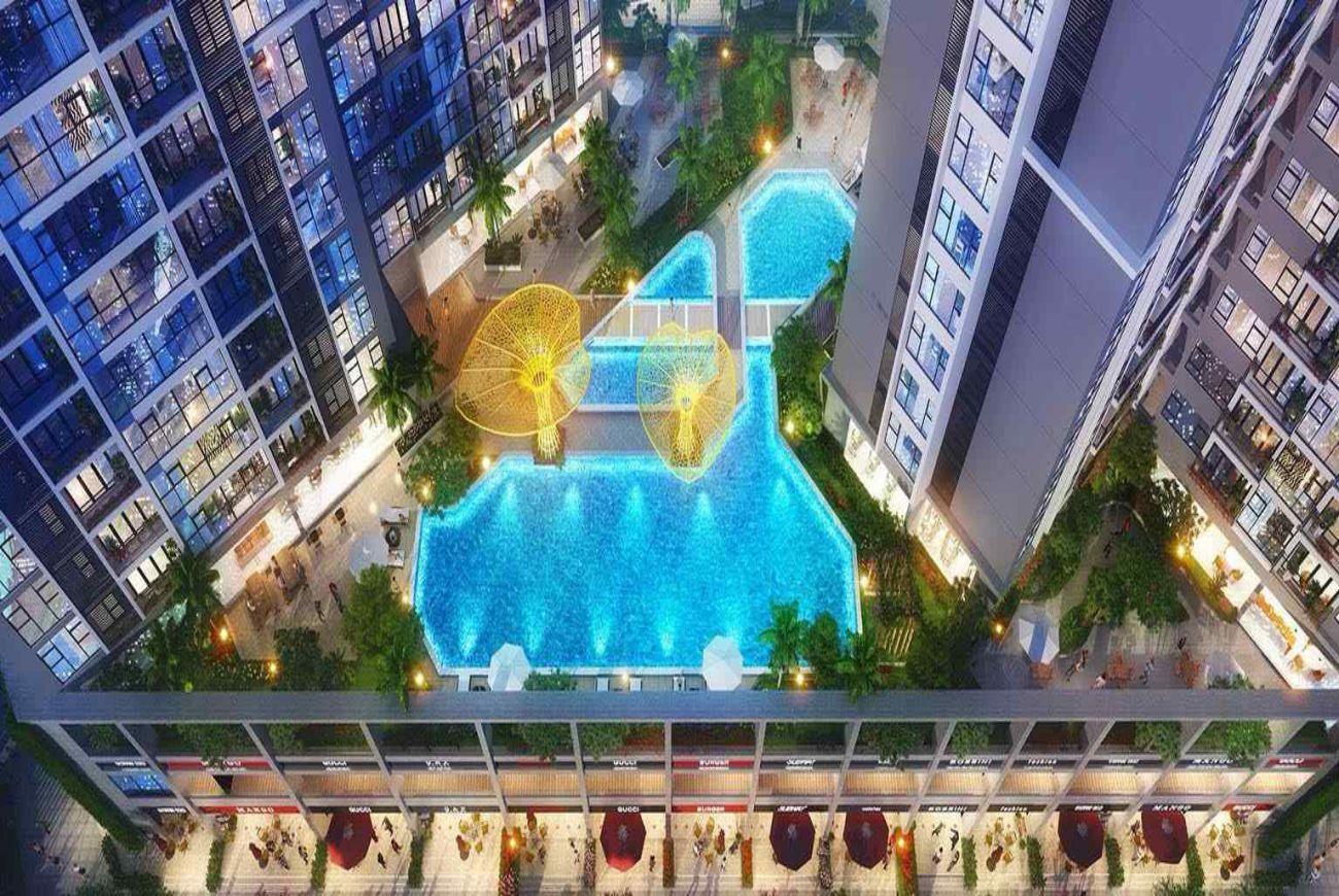 Tiện ích đẳng cấp của dự án opal plaza quận 2