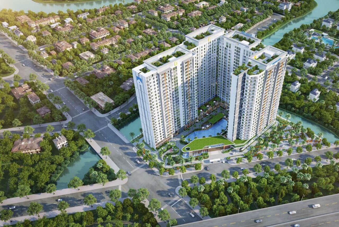 Quy mô và thông tin chi tiết về Dự án Căn hộ Sapphire Phú Hữu Khang Điền