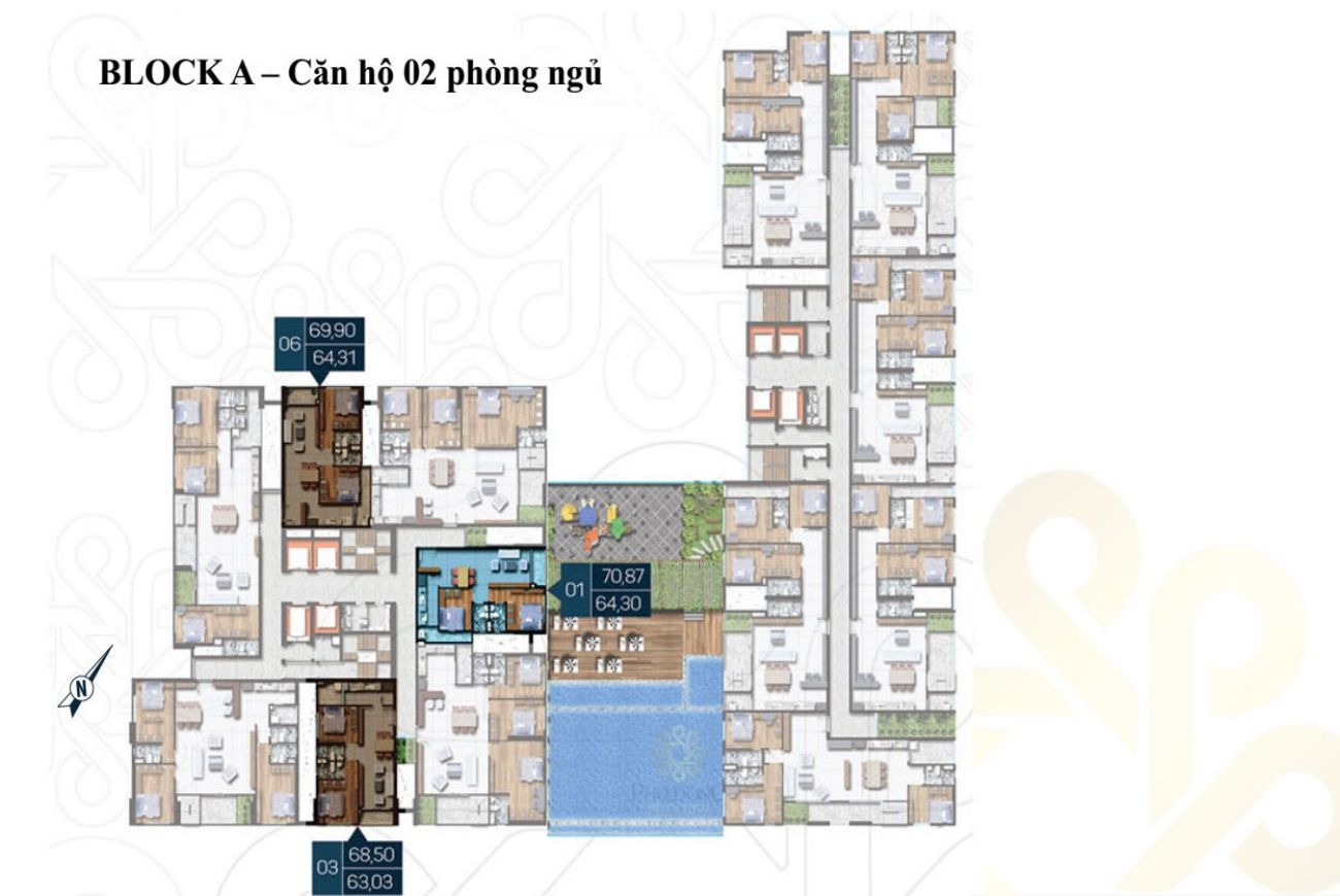 Thiết kế chi tiết nhà phố Phú Đông Premier