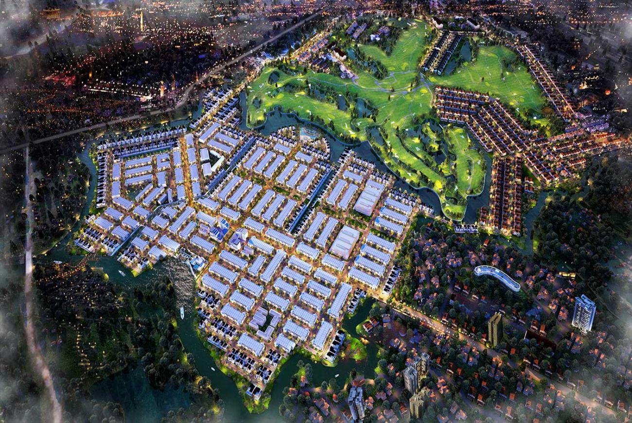 Giới thiệu sơ lượt về Dự Án Biên Hòa New City Đồng Nai