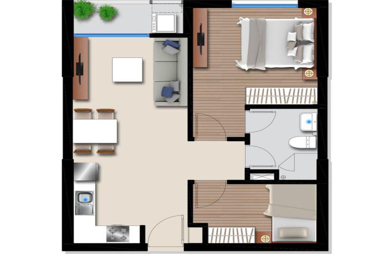 Thiết kế chi tiết TDH Phúc Thịnh Đức Quận 9