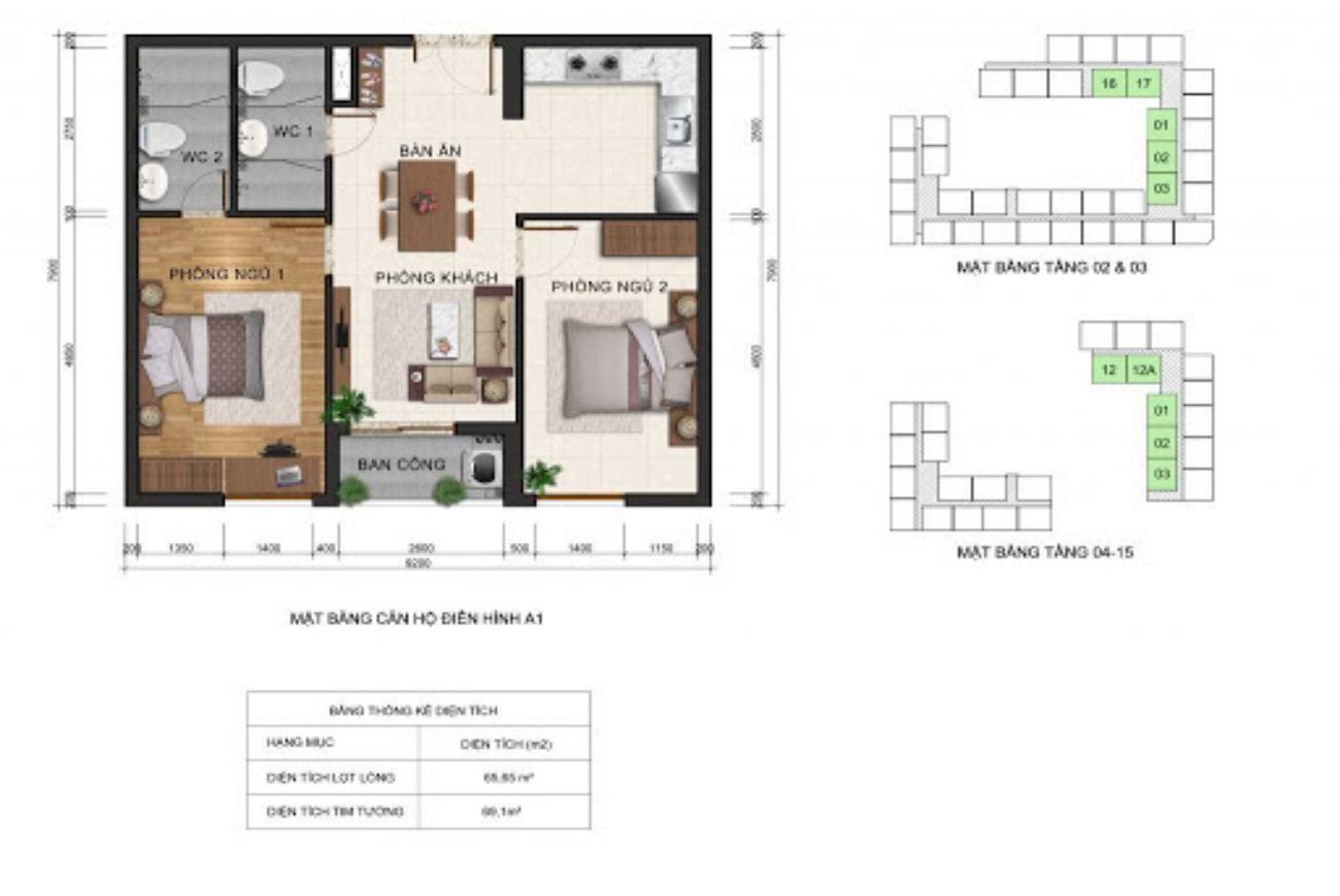 Thiết kế chi tiết nhà phố Fresca Riverside Thủ Đức