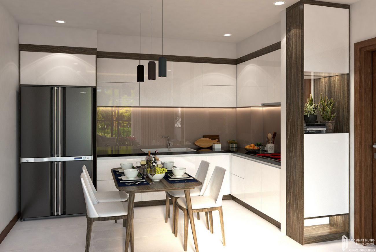 Nhà mẫu dự án căn hộ Bcons Suối Tiên Bình Dương