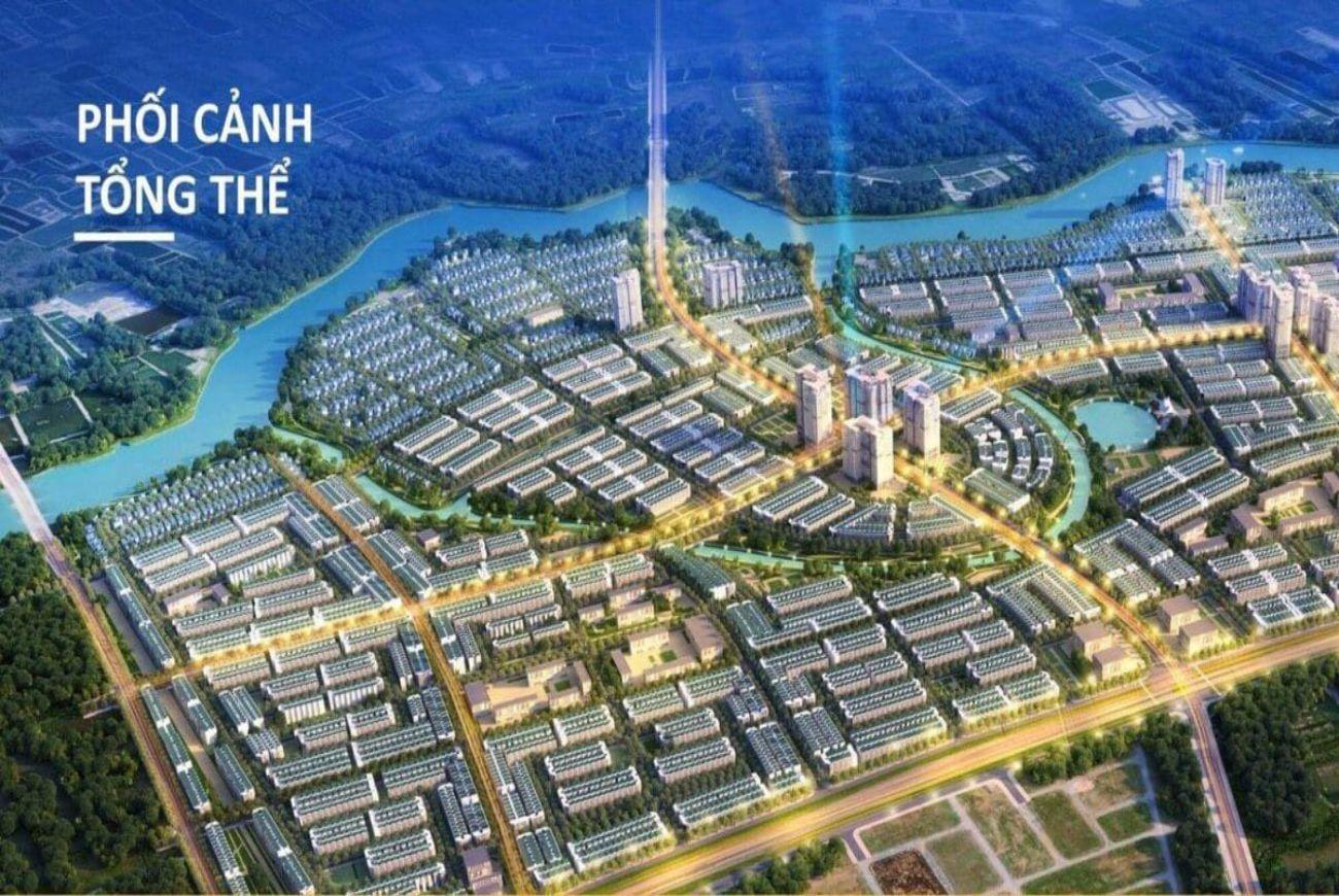 Giới thiệu sơ lượt về Dự Án T&T Millennia City Long Hậu Long An