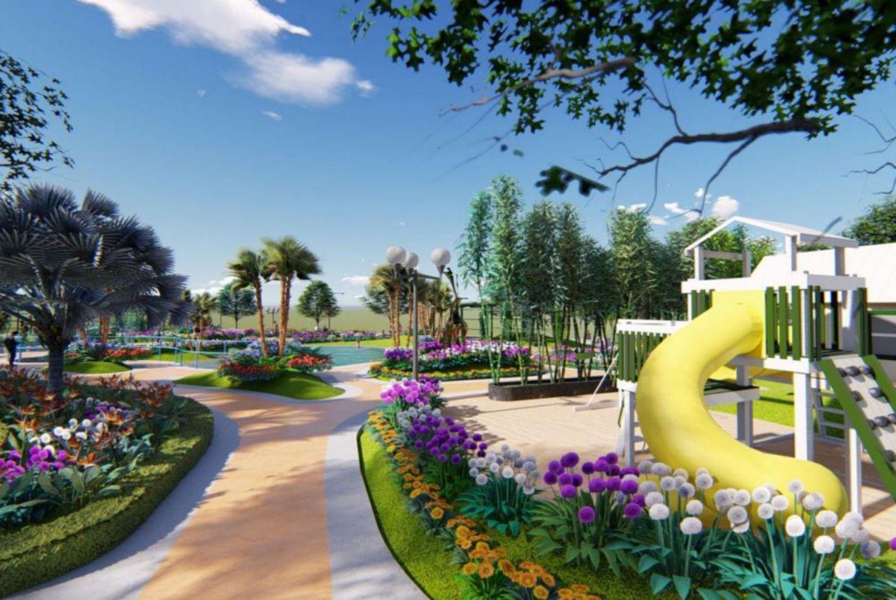 Tiện ích đẳng cấp của Đất Nền Tân Phú Mega City 3 Bình Dương