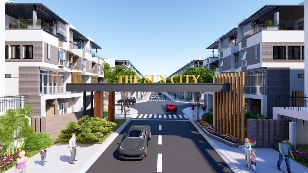 IMG 3279 1024x576 - Dự Án The Sun City Bình Dương