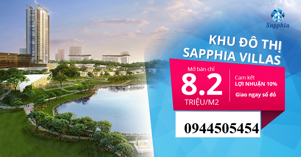SAPPHIA VILLAS LONG AN