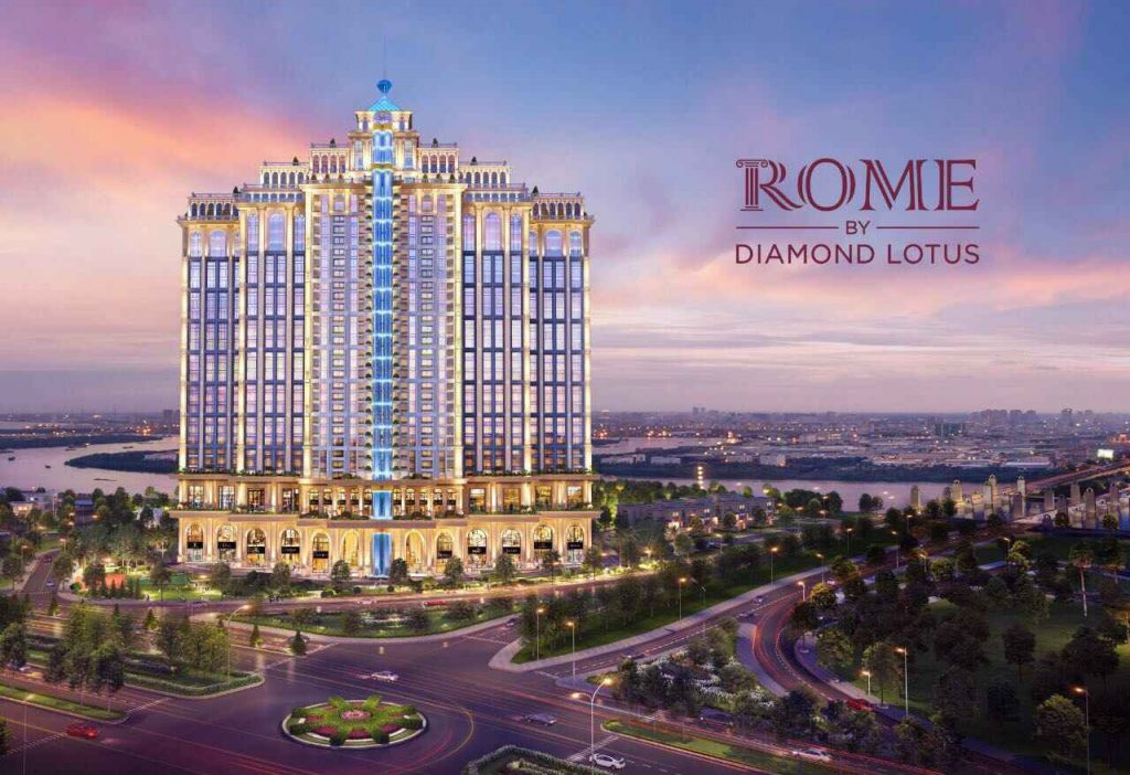 TỔNG QUAN ROME DIAMOND LOTUS