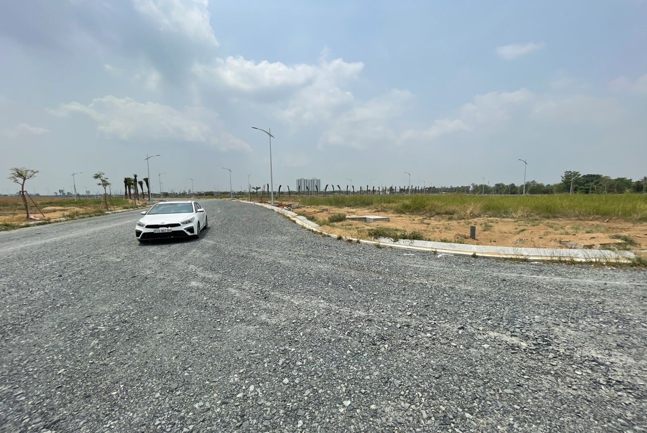 Tiến độ xây dựng tháng 05/2021 tại Goldland Cồn Khương Cần Thơ