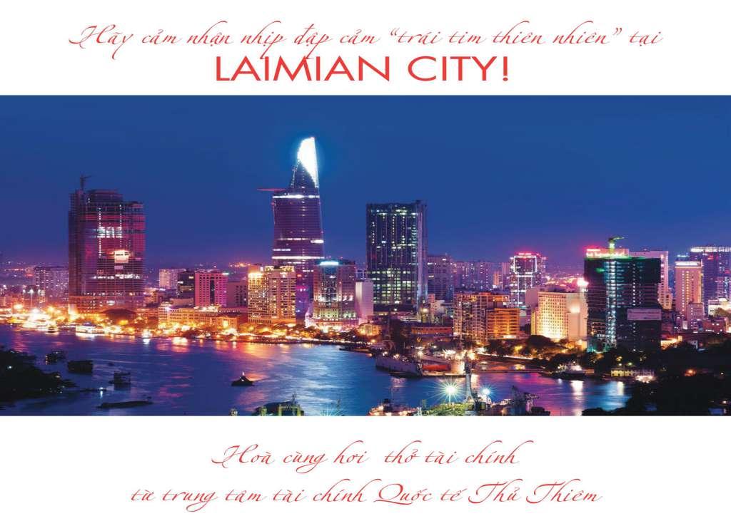 TIỆN ÍCH DỰ ÁN LAMIAN CITY QUẬN 2