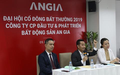 HỘI ĐỒNG QUẢN TRỊ AN GIA 2019 -2024 : CAM KẾT MINH BẠCH