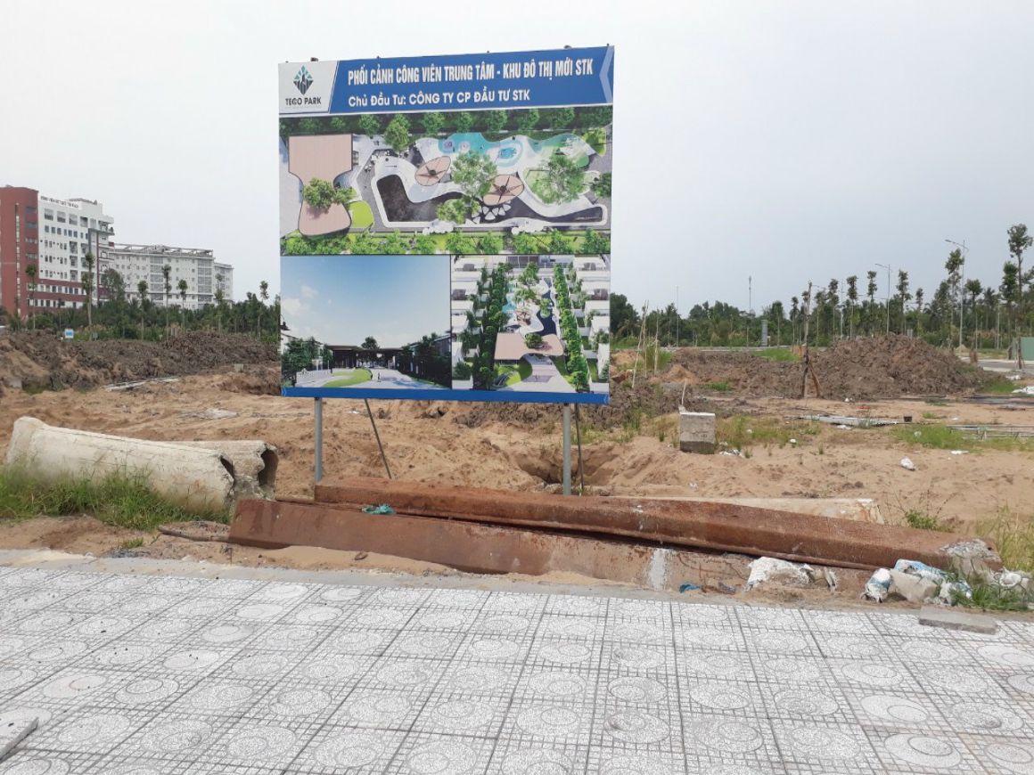 Tiến độ xây dựng tháng 2/2021 tại Stk An Bình Cần Thơ