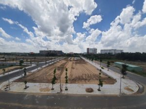 Tiến độ xây dựng dự án Stk An Bình tháng 07/2021