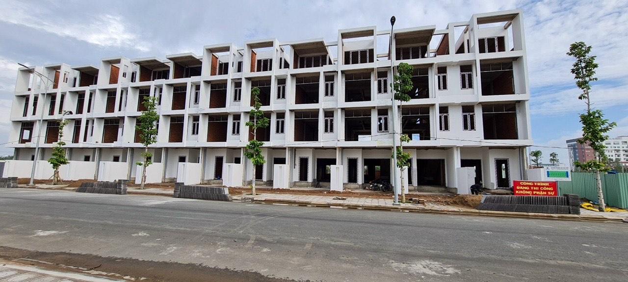 Tiến độ xây dựng tháng 07/2021 tại Stk An Bình Cần Thơ