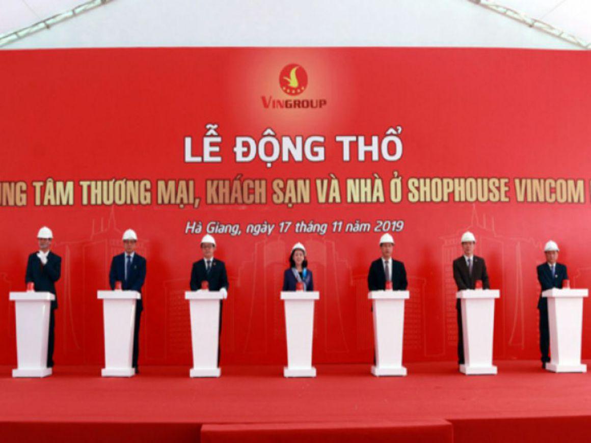 THÔNG TIN CHI TIẾT VINCOM HÀ GIANG