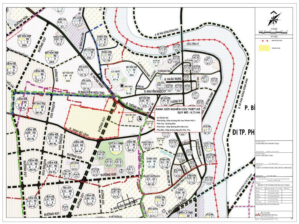 Tiện ích đẳng cấp của Khu dân cư Khu đô thị mới Phước Hội Lagi