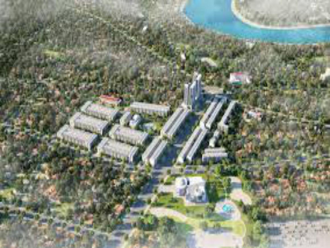 Quy mô và thông tin chi tiết về Dự án Khu đô thị phước hội lagi