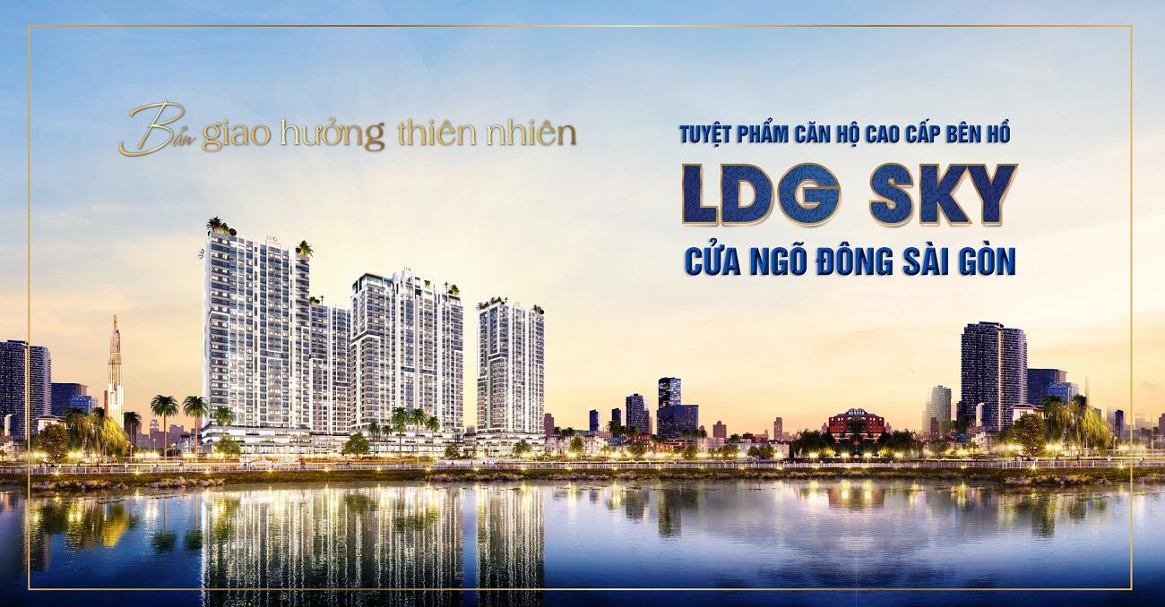 Dự án căn hộ chung cư LDG Sky Bình Dương