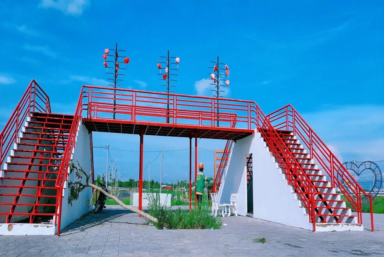 Tiến độ xây dựng tháng 07/2021 tại dự án Vạn Phát Sông Hậu