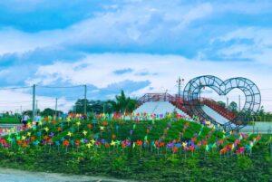 Tiến độ xây dựng dự án Vạn Phát Sông Hậu tháng 07/2021