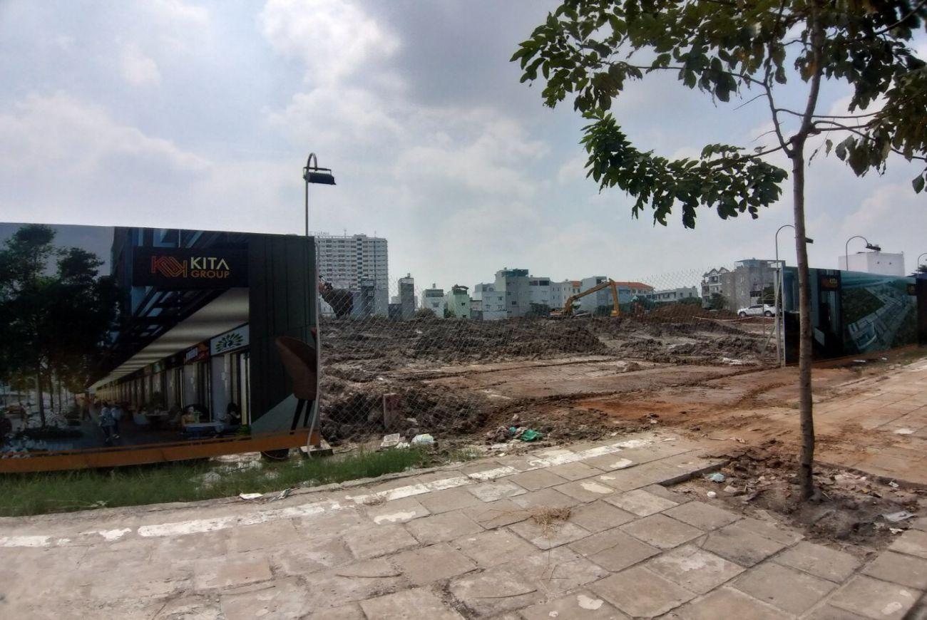 Tiến độ xây dựng tháng 07/2021 tại dự án Stella En Tropic