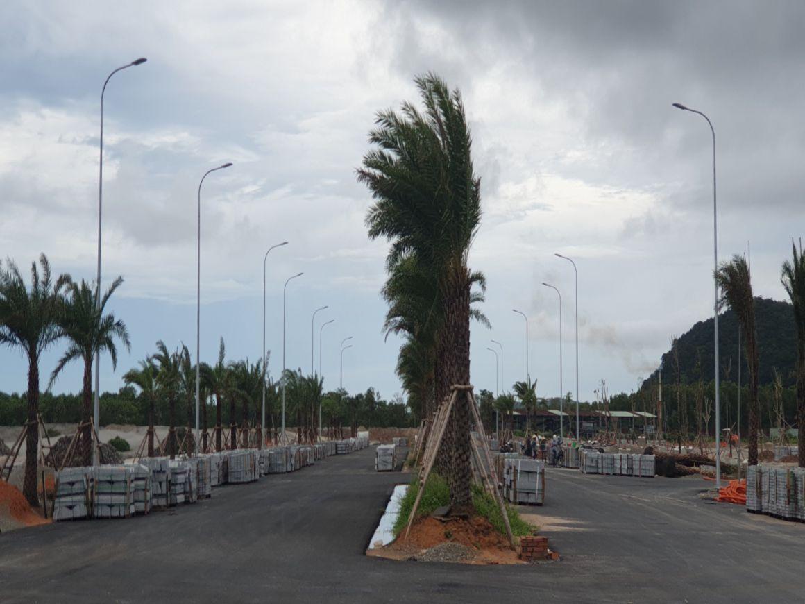 Tiến độ xây dựng dự án Meyhomes Capital phú quốc tháng 10/2020