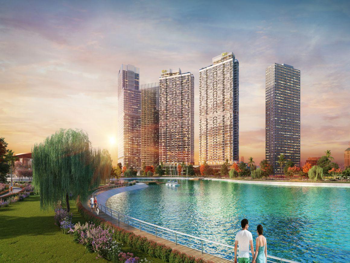 Meyhomes Capital Phú Quốc tung chính sách hấp dẫn cho phân khu trung tâm