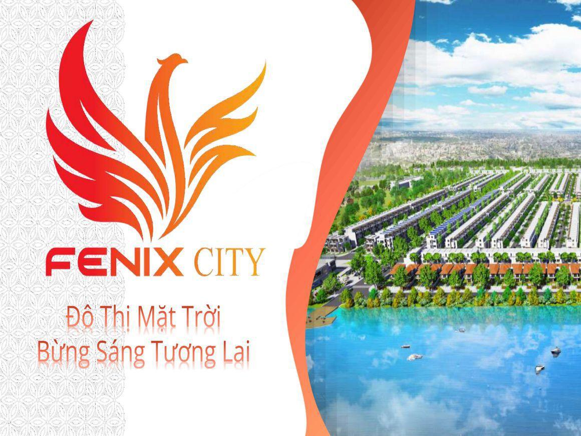 THÔNG TIN CHI TIẾT FENIX CITY HẬU GIANG