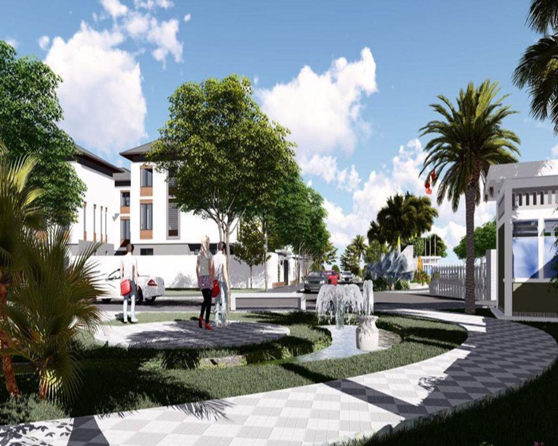 Thiết kế biệt thự Goldsand Hill Villa Mũi Né