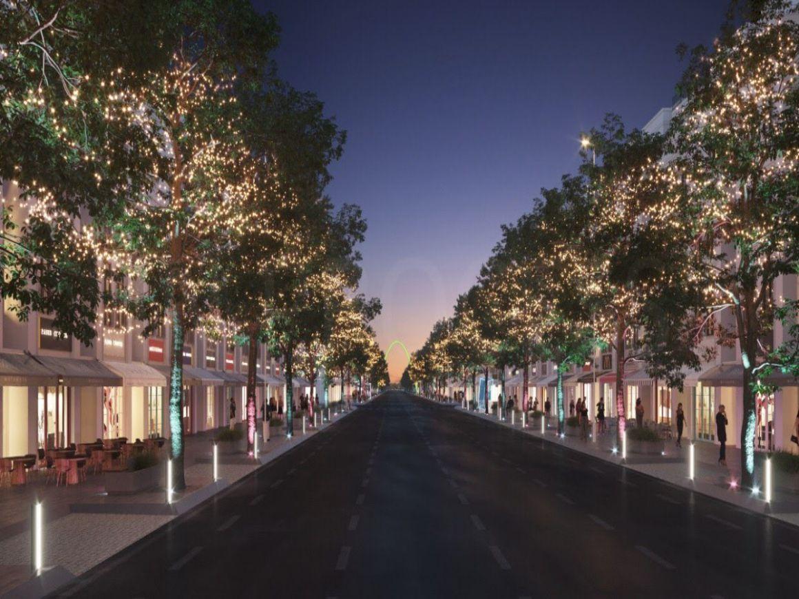 LỄ RA QUÂN DỰ ÁN STELLA MEGA CITY PHÂN KHU THE AMBI - HERITAGE OF LIGHTS