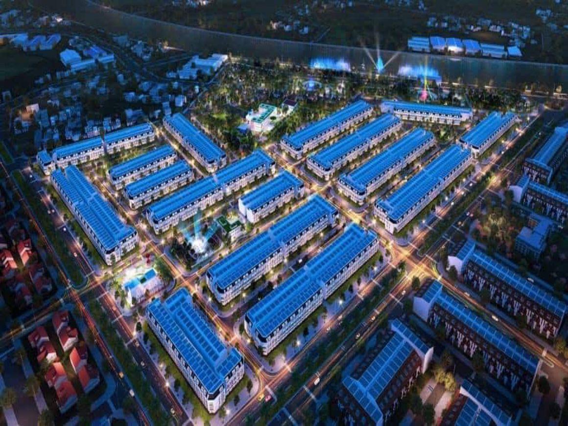 THÔNG TIN CHI TIẾT THE SOL CITY LONG AN