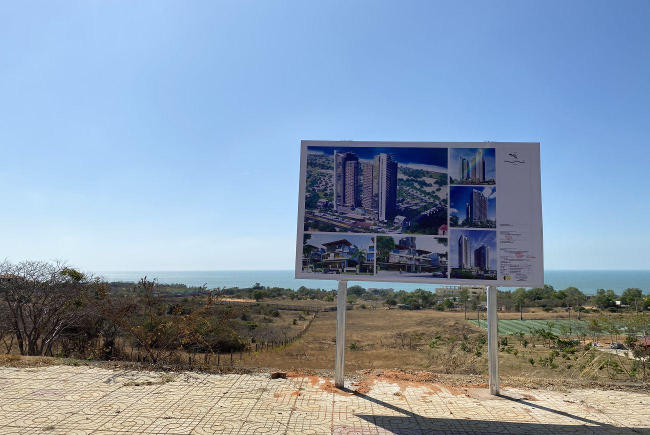 Tiến độ xây dựng tháng 023/2021 của Dự án The Seahara Phan Thiết