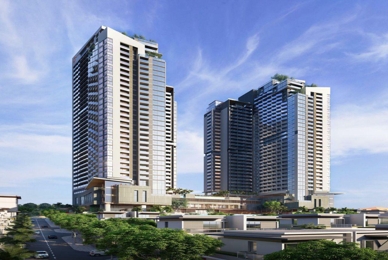Thiết kế chi tiết biệt thự và căn hộ Dự án The Seahara Phan Thiết