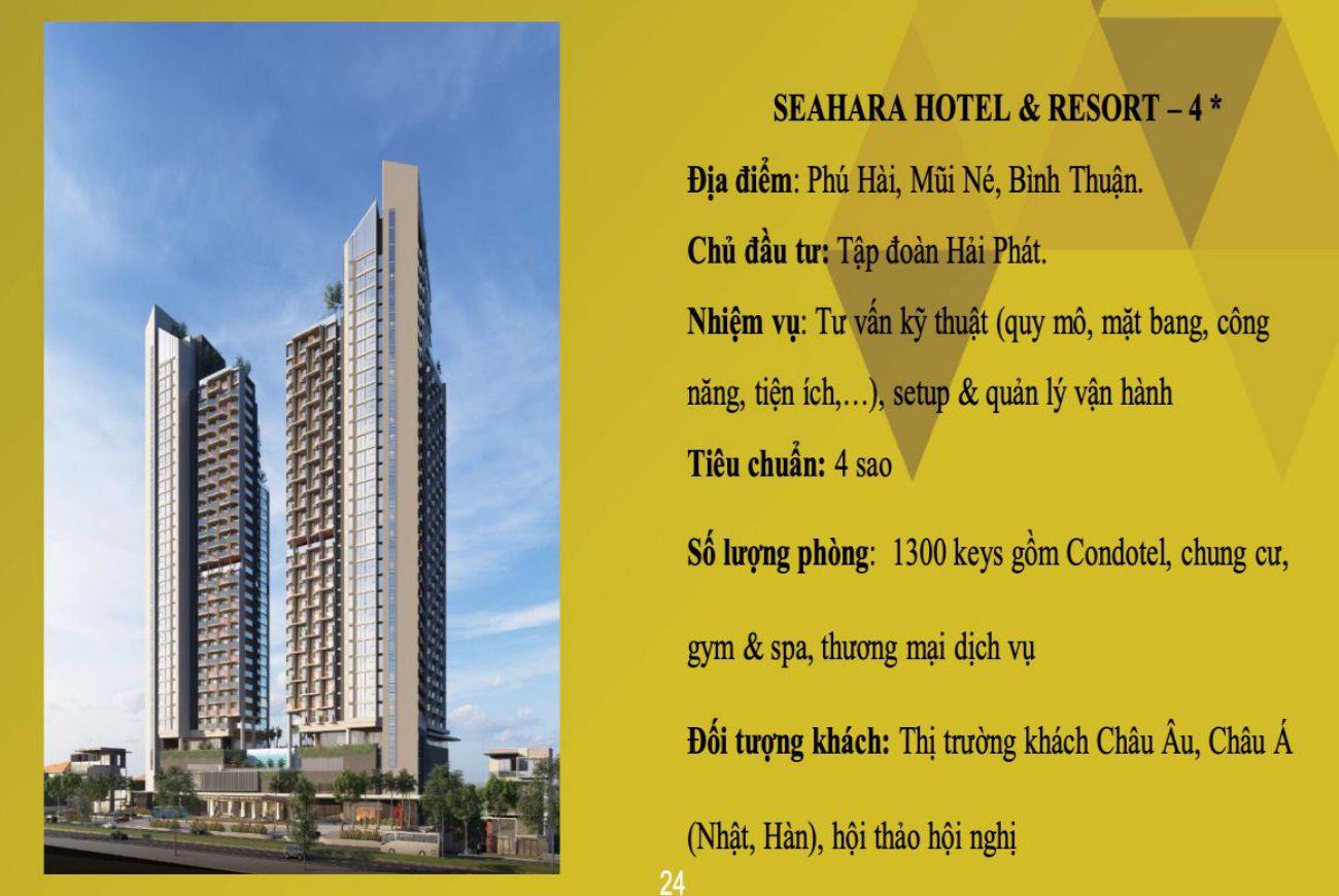 Giới thiệu sơ lượt về Dự án The Seahara Phan Thiết