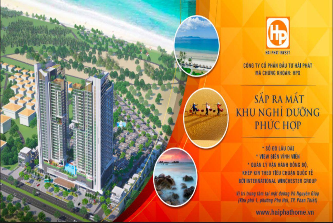 Thông tin chi tiết về Dự án The Seahara Phan Thiết
