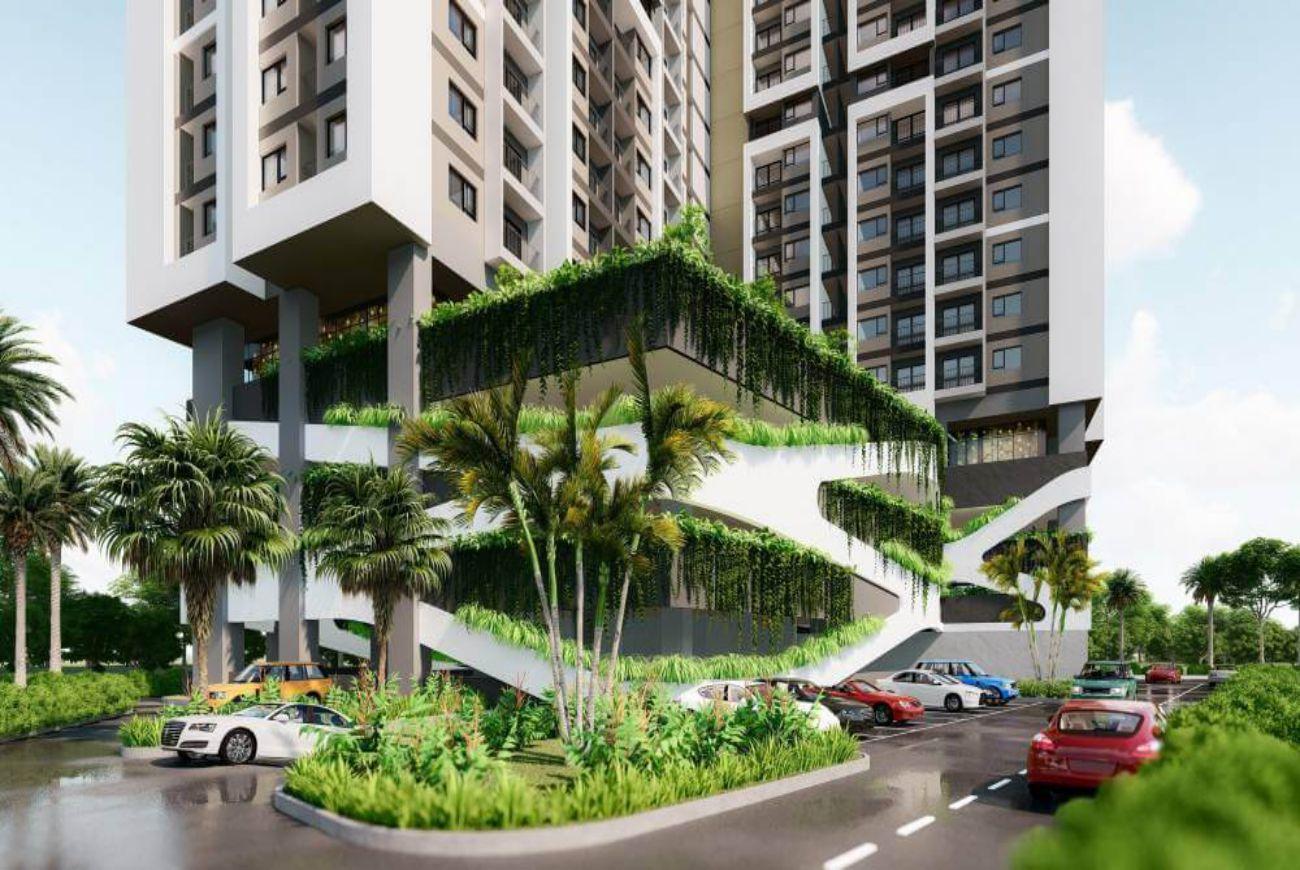 Quy mô và thông tin chi tiết về Dự án căn hộ Square One Bình Dương