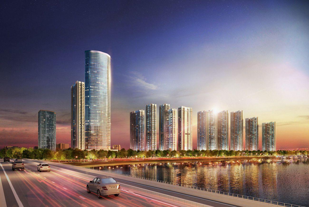 Quy mô và thông tin chi tiết về Dự án Nhà Phố Grand Marina Saigon