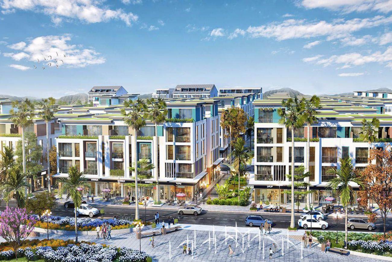 Thiết kế chi tiết nhà phố Selavia Bay Phú Quốc