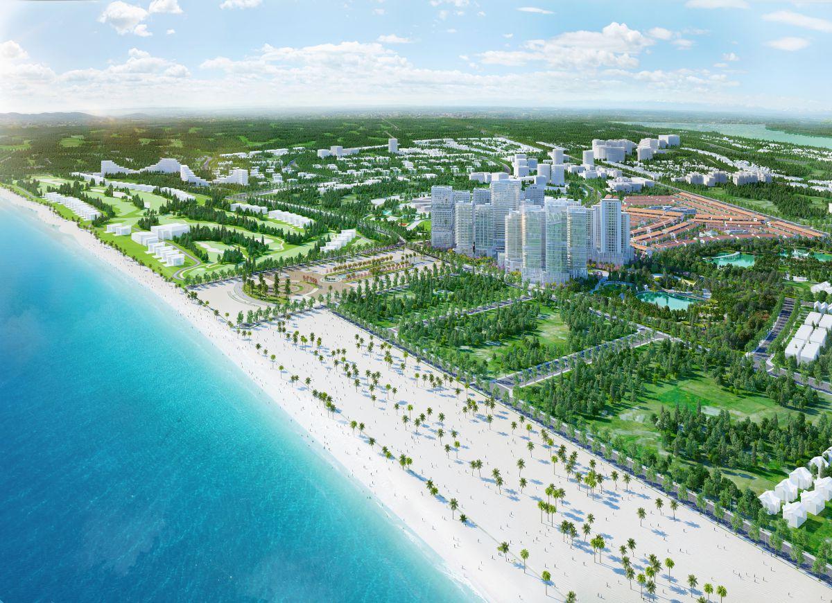 Quy mô và thông tin chi tiết về Dự án căn hộ Takashi Ocean Suite Kỳ Co Quy Nhơn