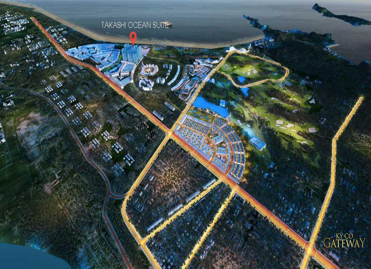 Giới thiệu sơ lượt về Dự Án Takashi Ocean Suite Kỳ Co Quy Nhơn