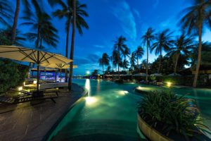 ho boi view bien charm resort phan thiet