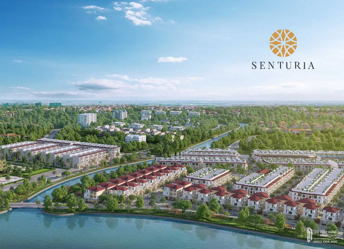 Giới thiệu sơ lượt về Dự Án Senturia An Phú Quận 2