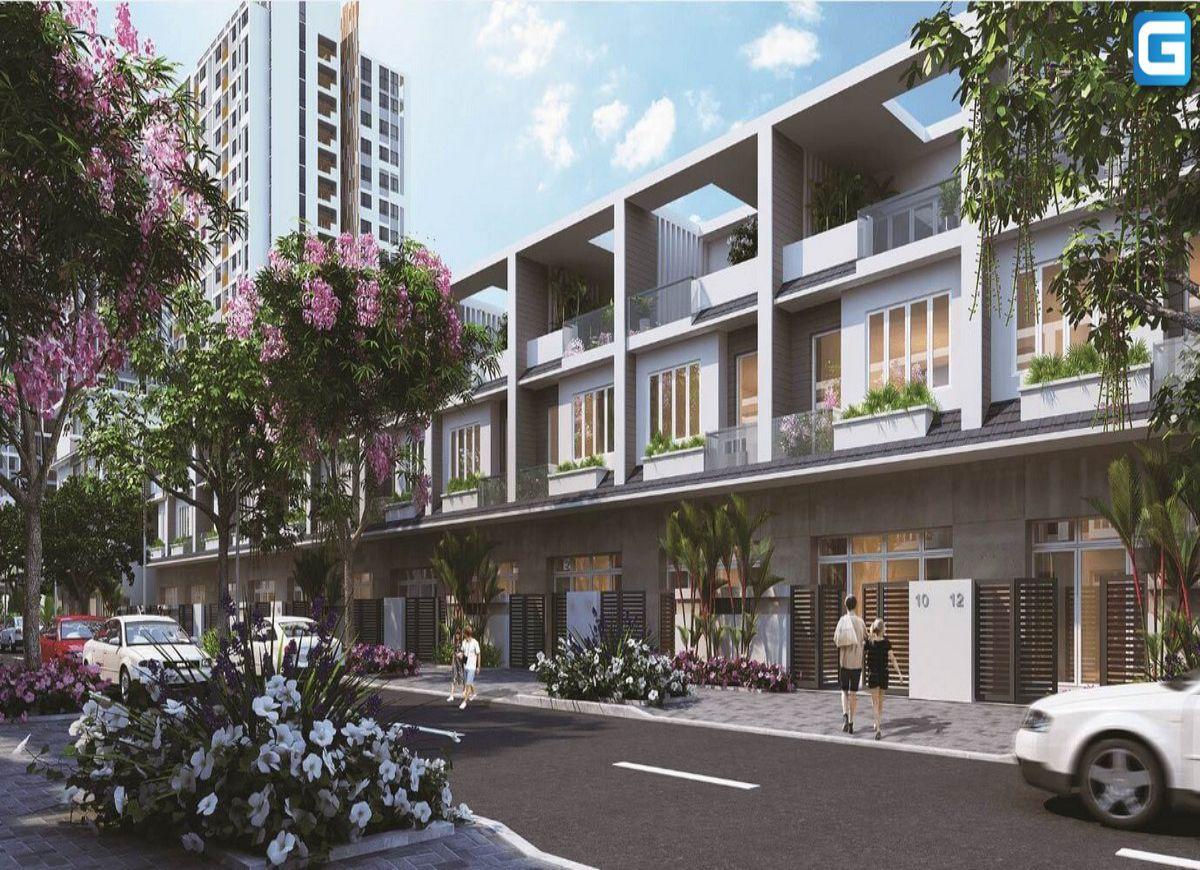 Thiết kế chi tiết nhà phố Senturia An Phú Quận 2