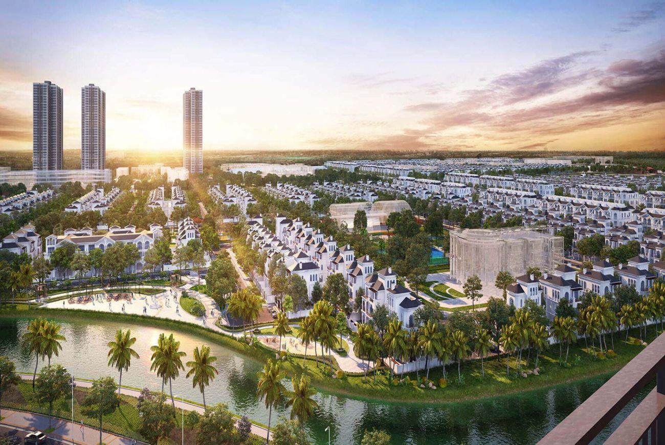 Giới thiệu dự án Vinhomes Dream City Hưng Yên