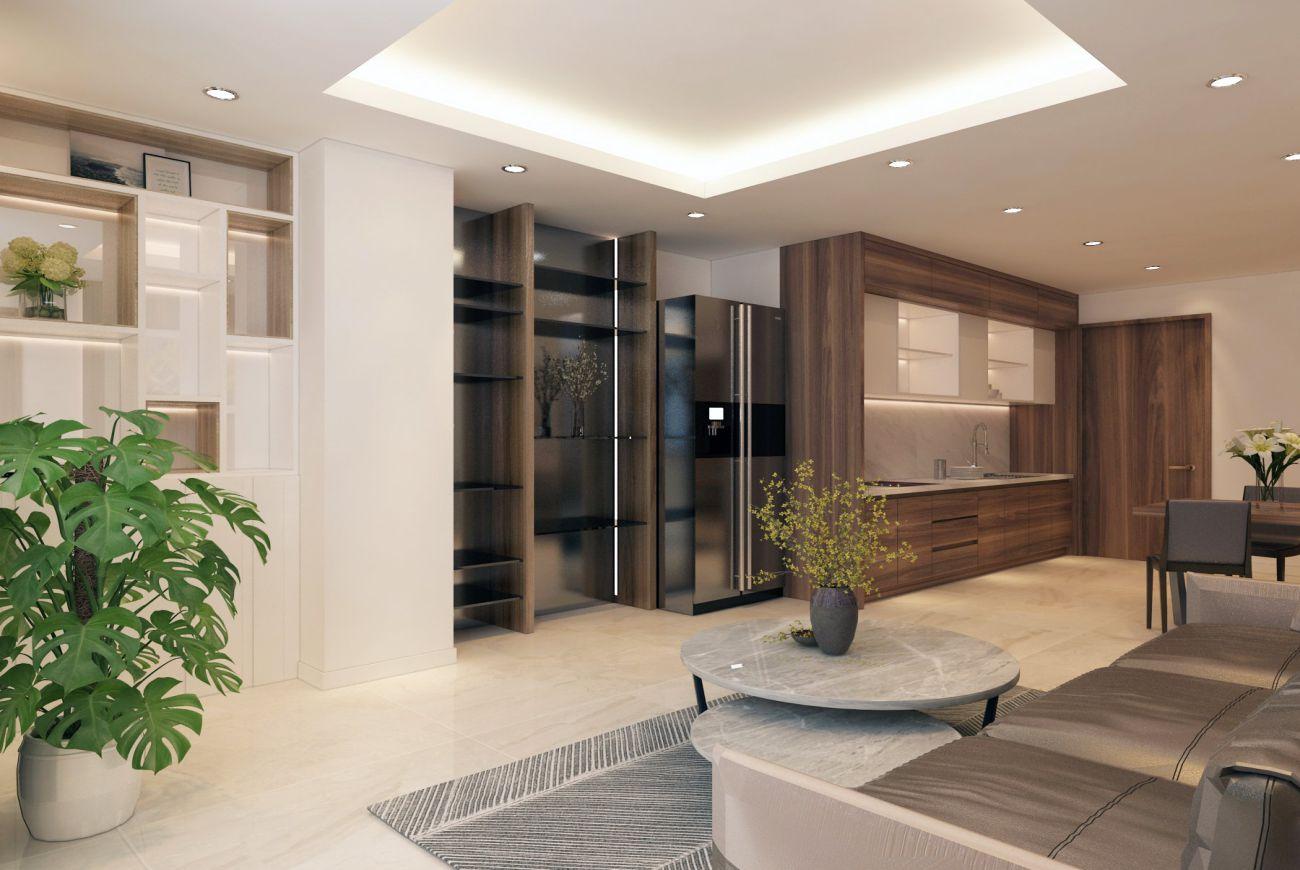 Nhà mẫu của Dự án Dream House Cần Thơ