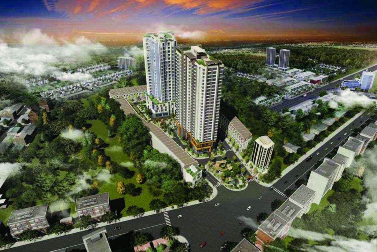Quy mô và thông tin chi tiết về Dự án căn hộ Lavita Thuận An Bình Dương