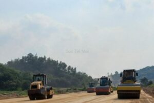 Gấp Rút Thi Công 2 Tuyến Đường Ven Biển Qua Bình Thuận