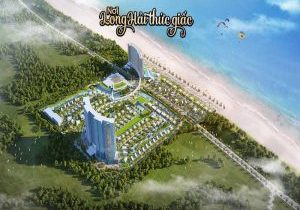 dự án Wyndham Tropicana Resort & Villa Long Hải